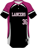 Custom Sublimated Softball Jerseys